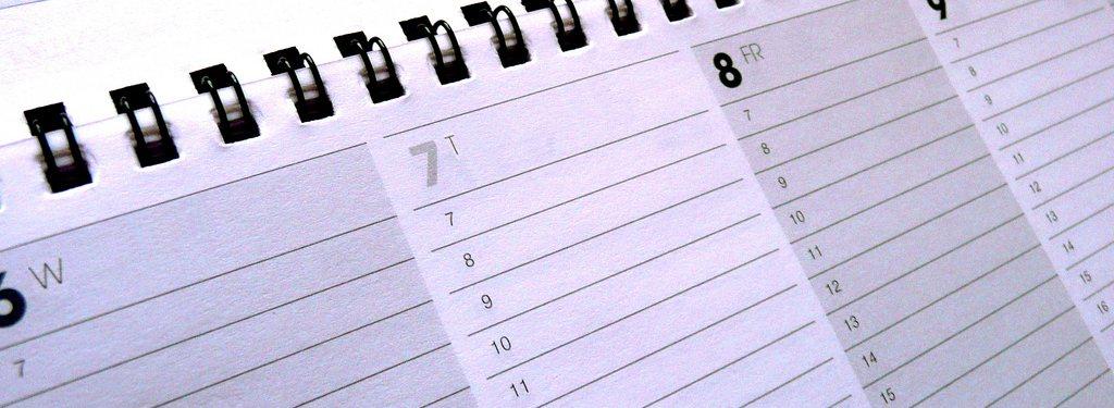 Calendar & Schedule